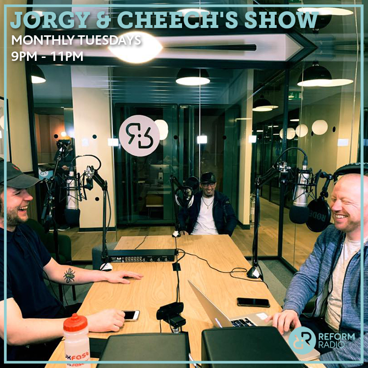 Jorgy & Cheech's Show AP
