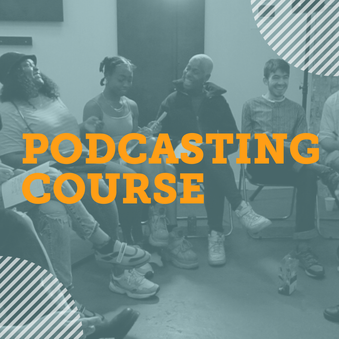 Podcasting course (FI)