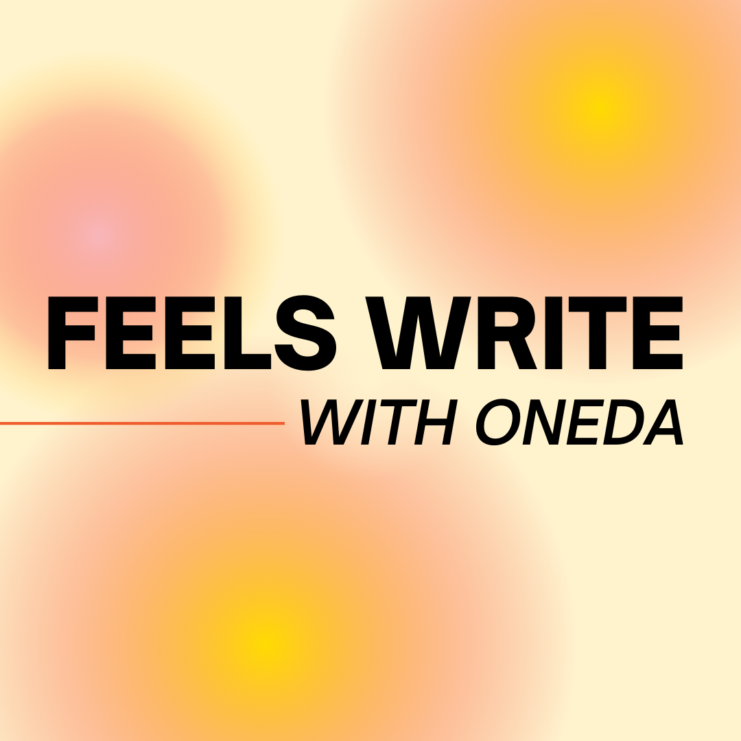 FEELS WRITE – feature image